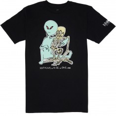 Krooked Odd Couple T-Shirt - Black