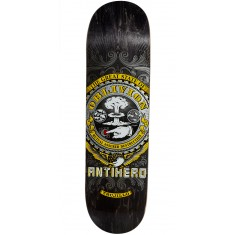 Anti-Hero Trujillo State of Mind Skateboard Deck - 8.75""