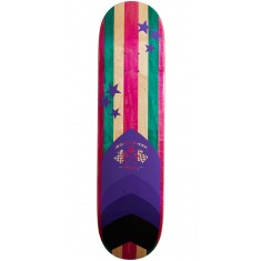 Real Brock Spliced Skateboard Deck - 8.06""