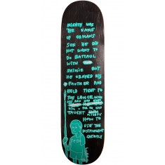 Krooked Sebo Fightuer Skateboard Deck - 8.25""