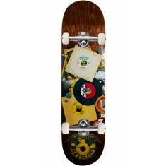 Anti-Hero Cardiel Studio 18 Records Skateboard Complete - 8.12""