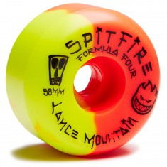 Spitfire F4 99 Lance Mountain Lifers Skateboard Wheels - 58mm