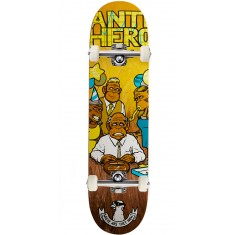 Anti-Hero Russo Where Are They At Skateboard Complete - 8.06""