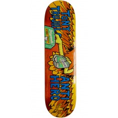 Anti-Hero Trujillo Where Are They Now? Skateboard Deck - 8.40""