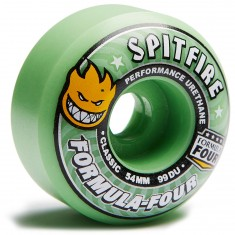 Spitfire F4 99 Bloom Mash-Up Skateboard Wheels - 54mm