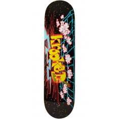 Krooked Off The Grid Skateboard Deck - 8.12""