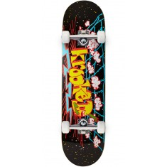 Krooked Off The Grid Skateboard Complete - 8.12""