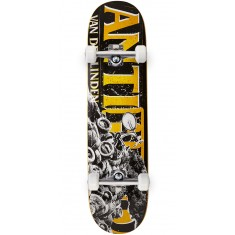 Anti-Hero Daan Burning Rubber Skateboard Complete - 7.75""