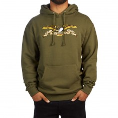 Anti-Hero Eagle Hoodie - Army