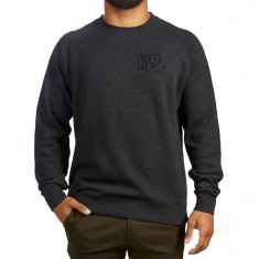 Anti-Hero Lil Blackhero Sweatshirt - Charcoal Heather