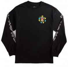 Krooked Sweatpants 2 Longsleeve T-Shirt - Black