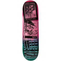 Real No Masters Ramondetta Skateboard Deck - 8.25""