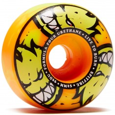 Spitfire F4 99D Afterburner - Orange/Yellow - 52mm