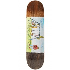 Krooked Anderson Swingin Skateboard Deck - 8.06""