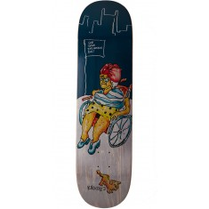 Krooked Drehobl Savior Skateboard Deck - 8.25""