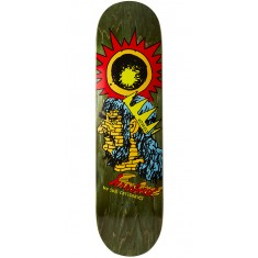 Krooked Worrest No Sub Skateboard Deck - 8.12""