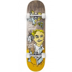 Krooked Ronnie Hellboy Skateboard Complete - 8.06""