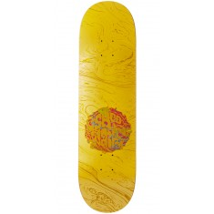Real Ishod Slickadelic Iced Skateboard Deck - 8.30""