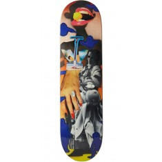 Real Kyle Zip-Ups Skateboard Deck - 8.18""