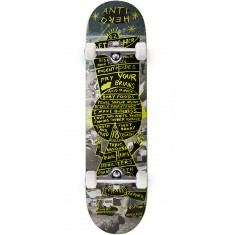 Anti-Hero Gerwer Star Charts Skateboard Complete - 8.18""
