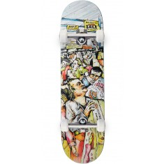 Anti-Hero Daan Mall Grab Skateboard Complete - 8.12""