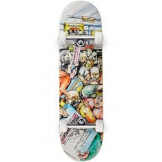 Anti-Hero Pfanner Mall Grab Skateboard Complete - 8.38""