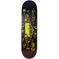 Real Ramondetta Damage Report Skateboard Deck - 8.38""
