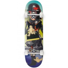 Krooked Ronnie Collage Skateboard Complete - 8.50""
