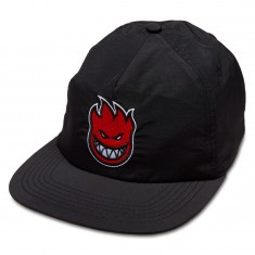 Spitfire Bighead Fill Clipback Hat - Black/Red