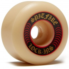 Spitfire Formula Four 101d Lock Ins Skateboard Wheels - 55mm