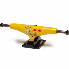 Thunder Na-kel Takeover Skateboard Truck - Yellow/Black - 148mm