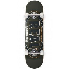Real Oval Renewal Remix Skateboard Complete - Grey - 8.25""