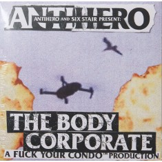 Anti-Hero The Body Corporate DVD