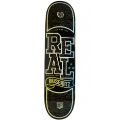 Real Busenitz Holographic Lo-Pro II  Skateboard Deck - 8.06""