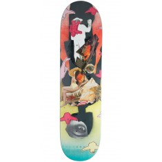 Krooked Worrest Collage Skateboard Deck - 8.06""