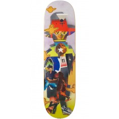 Krooked Cromer Collage Skateboard Deck - 8.25""