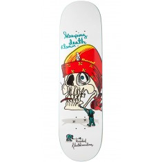 Krooked Worrest Death Clean Skateboard Deck - 8.25""