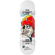 Krooked Worrest Death Clean Skateboard Complete - 8.25""