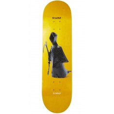 Krooked Cromer Stachue Skateboard Deck - 8.18""