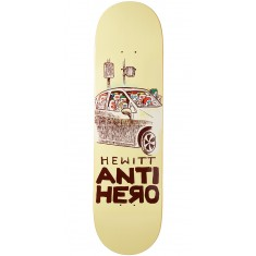 Anti-Hero Hewitt Overcrowding Skateboard Deck - 8.28""
