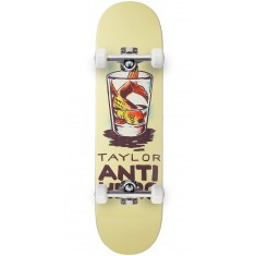 Anti-Hero Taylor Overcrowding Skateboard Complete - 8.12""