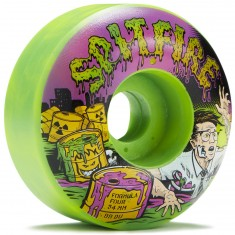 Spitfire Formula Four 99D Toxic Apocalypse Afterburners Skateboard Wheels - 54mm
