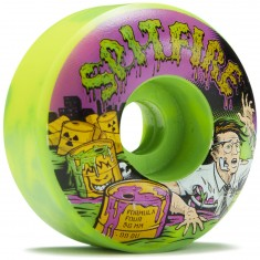 Spitfire Formula Four 99D Toxic Apocalypse Afterburners Skateboard Wheels - 56mm