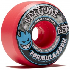 Spitfire F4 99d Razzle Mash Up Conical Skateboard Wheels - Multi Colored