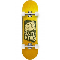 Anti-Hero Taylor Hurricane Skateboard Complete - 8.40""
