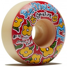 Spitfire F4 99 Reynolds By Gonz Skateboard Wheels - Natural - 52mm