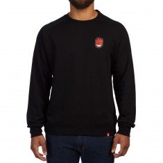 Spitfire Lil Big Head Fill Sweatshirt - Black/Red