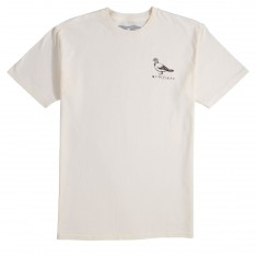 Anti Hero Basic Pigeon T-Shirt - Cream