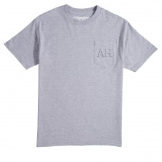 Anti Hero Drophero Pocket T-Shirt - Athletic Heather/Grey