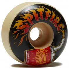 Spitfire 99 Schaaf Lifers Skateboard Wheels - Natural - 56mm
